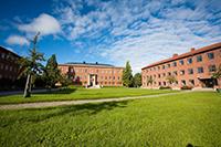 Uppsala campus