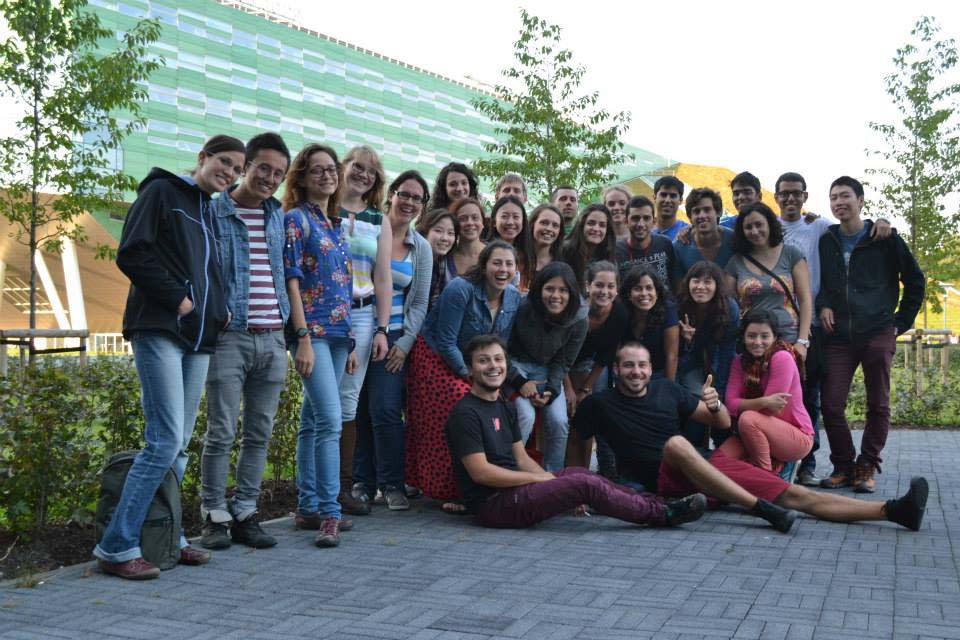 2013 cohort at Groningen summer school